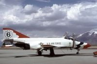 Photo: United States Air Force, McDonnell Douglas F-4 Phantom, 66-0296