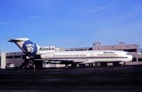 Photo: Alaska Airlines, Boeing 727-100, N530EJ