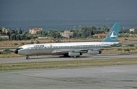 Photo: Luxair, Boeing 707-300, LX-LGW