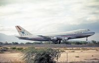 Photo: United Airlines, Boeing 747-100, N4713V
