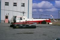 Photo: Hydro Quebec, Bell 47G, CF-WYY