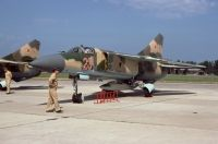 Photo: Soviet Air Force, MiG MiG-23, 23