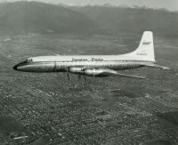 Photo: Canadian Pacific Airlines CPA, Bristol Britannia 310, CF-CZD