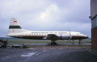 Photo: Indonesian Angkasa Civil Air Transport, Bristol Britannia 310, PK-ICA