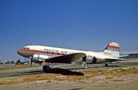 Photo: Pacific Airlines, Douglas DC-3, N15570