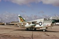 Photo: United States Navy, Vought A-7 Corsair II, NE400