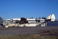 Photo: Winkeys Fish, Lockheed Constellation, N4247K
