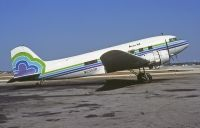 Photo: Aero Virgin Islands, Douglas DC-3, N102AP