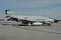 Photo: United States Air Force, McDonnell Douglas F-4 Phantom, 63-7482