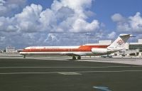 Photo: BWIA, McDonnell Douglas MD-80, N980ZF