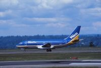 Photo: Wien Air Alaska, Boeing 737-200