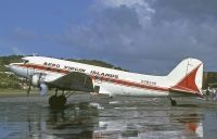 Photo: Aero Virgin Islands, Douglas DC-3, N28346