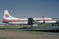 Photo: United Express, Convair CV-580, N5814