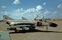Photo: United States Air Force, McDonnell Douglas F-4 Phantom, 63-7647