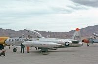 Photo: United States Air Force, Lockheed T-33 Shooting Star, 0-70581