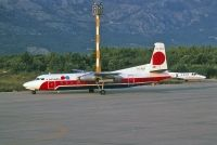 Photo: Pan Adria, Fairchild FH-227, YU-ALD