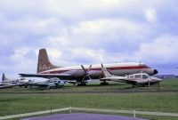 Photo: Tellair, Bristol Britannia 310, G-ARKA