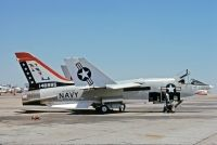 Photo: United States Navy, Vought F-8 Crusader, 146895
