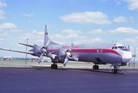 Photo: Zantop International Airlines, Lockheed L-188 Electra, N282F
