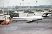 Photo: BEA - British European Airways, BAC One-Eleven 200, G-AVMZ