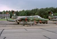 Photo: Belgium - Air Force, Lockheed F-104 Starfighter, FX65