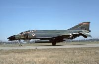 Photo: United States Army, McDonnell Douglas F-4 Phantom, 64-0812