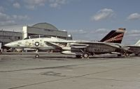 Photo: United States Navy, McDonnell Douglas F-14, 161618