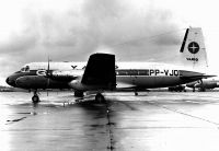 Photo: Varig, Hawker Siddeley HS-748, PP-VJQ