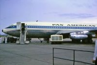 Photo: Pan American Airways, Boeing 707-300, N708PA