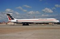Photo: Cubana, Ilyushin IL-62, YR-IRY