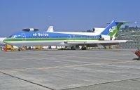 Photo: Air Florida, Boeing 727-200, N272AF