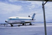 Photo: BWIA, Boeing 727-100