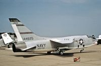 Photo: United States Navy, Vought F-8 Crusader, 144625