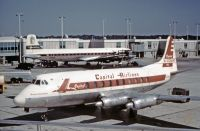 Photo: Capital Airlines, Vickers Viscount 700, N7464