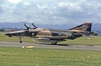Photo: United States Air Force, McDonnell Douglas F-4 Phantom, 69-7252