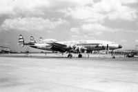 Photo: REAL, Lockheed Constellation, PP-YSB