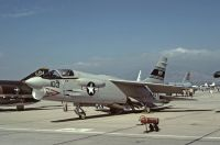 Photo: United States Navy, Vought F-8 Crusader, 150904