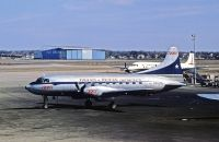 Photo: Trans Texas Airlines - TTA, Convair CV-340, N94205