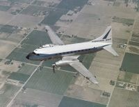 Photo: Convair - General Dynamics, Convair CV-600, N94294