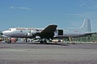Photo: Pacific Alaska, Douglas DC-6, N151