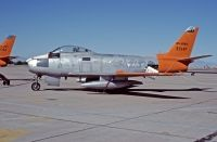 Photo: United States Army, North American F-86 Sabre, 23147