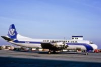 Photo: Cam Air International, Lockheed L-188 Electra, N4465F