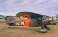 Photo: Untitled, Piper PA-18 Cub, N11768