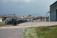 Photo: Italian Army, Bell 47G, SE-38