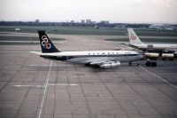 Photo: Olympic Airways/Airlines, Boeing 720, SX-DBN
