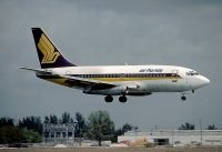 Photo: Air Florida, Boeing 737-100, N46AF