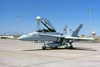 Photo: United States Navy, McDonnell Douglas F-18 Hornet, 164241