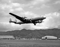 Photo: Linee Aeree Italiane, Lockheed Super Constellation, N8084H