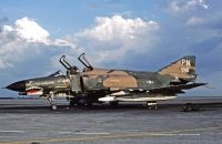 Photo: United States Air Force, McDonnell Douglas F-4 Phantom, 71-0242