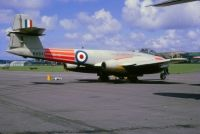 Photo: Royal Air Force, Gloster Meteor, WK941